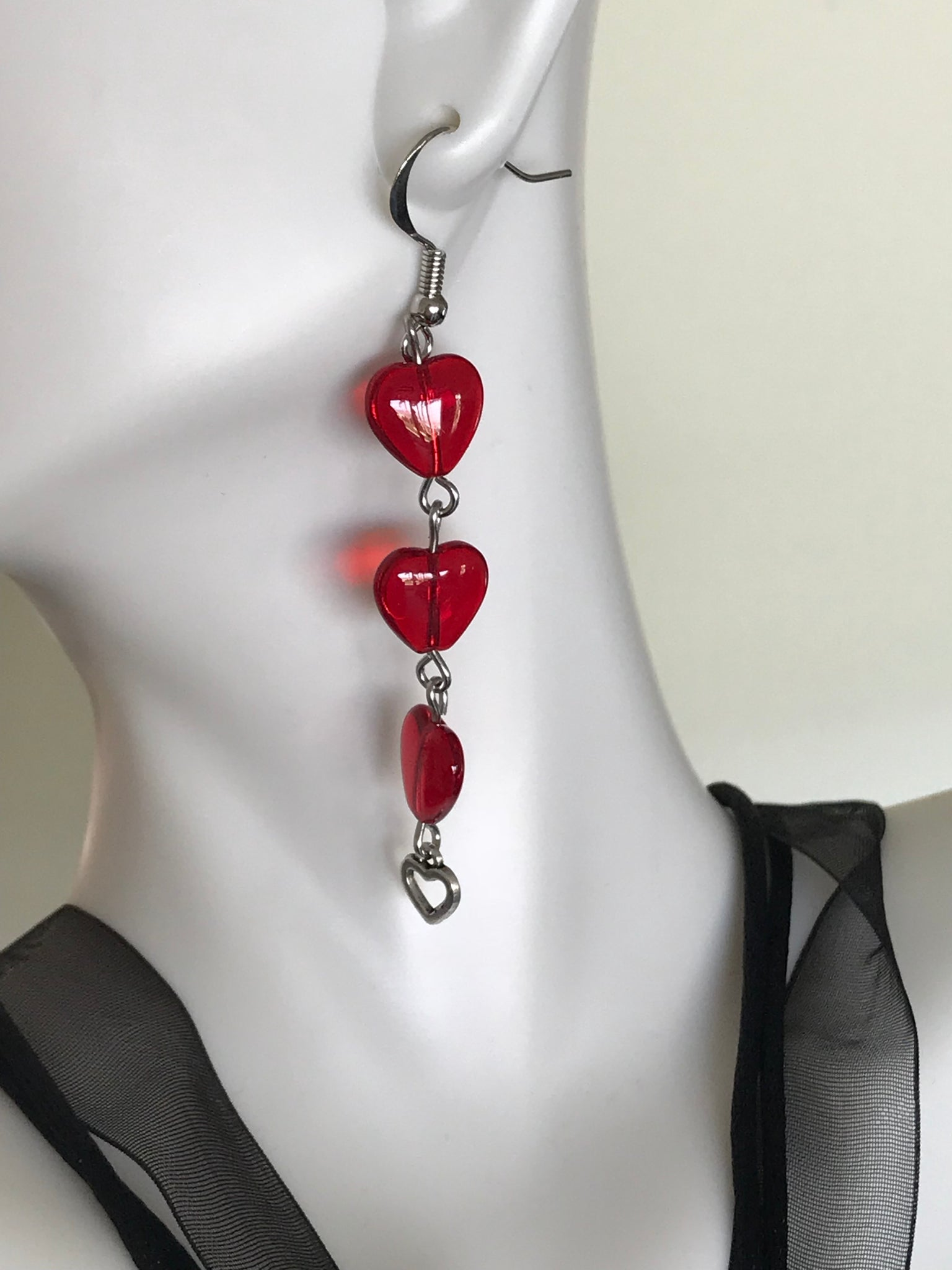 Valentine's Day necklace set