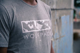 Wolfpack Extended Tee / Grey