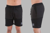 5050 Shorts / Black Mesh on Black