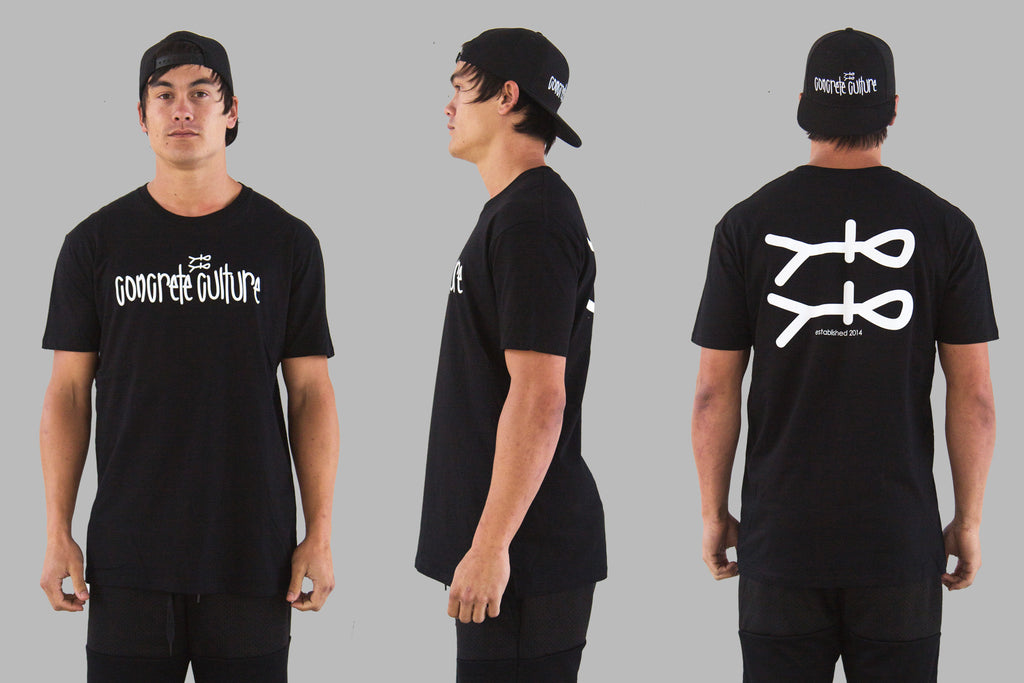 Established Tee / Black