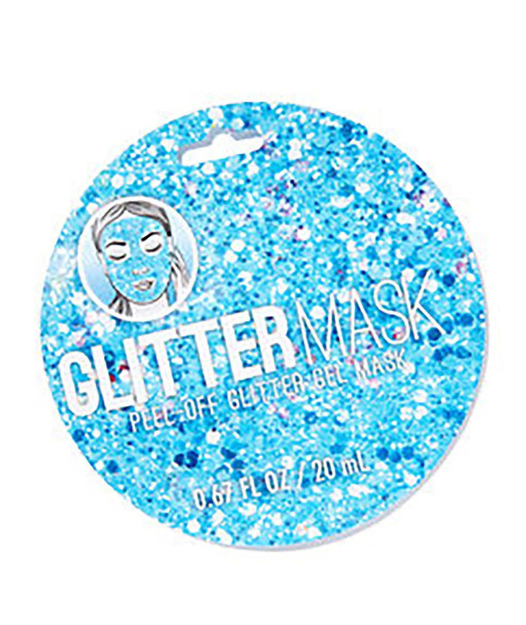 Face Mask - Glitter - Turquoise