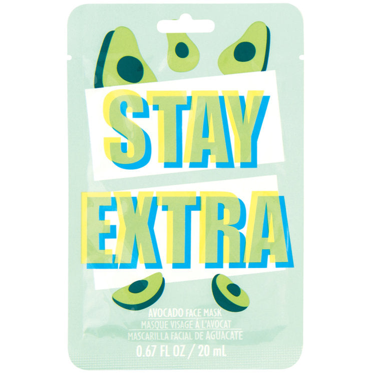 Face Mask - Stay Extra