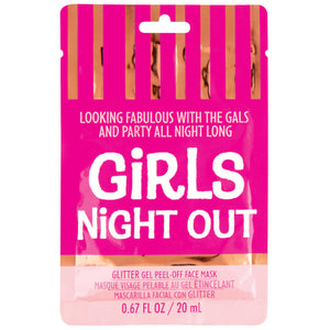 Face Mask - Girls Night Out