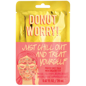 Face Mask - Donut Worry!