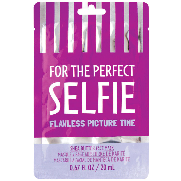 Face Mask - For the Perfect Selfie
