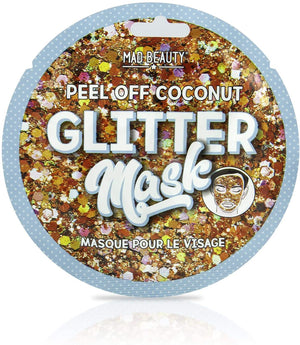Glitter Peel Off Face Mask Coconut