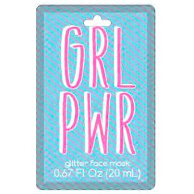 Face Mask - Grl Power
