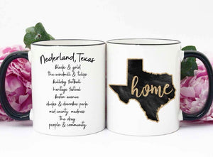 Nederland Hometown Mug - B&B Exclusive