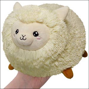 Mini Squishable - Alpaca