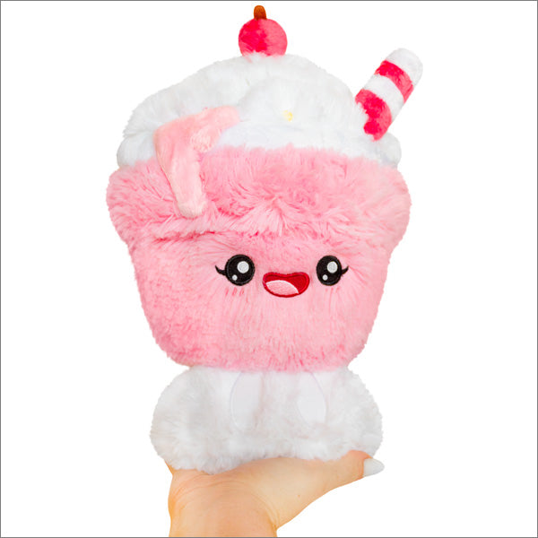 Mini Squishable - Strawberry Milkshake