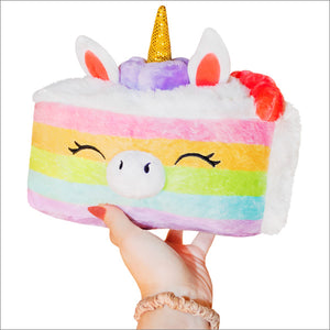 Mini Squishable - Unicorn Cake