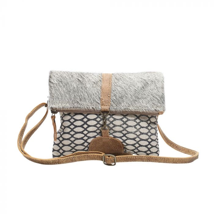 Kristin - Fold Over Crossbody Myra Bag