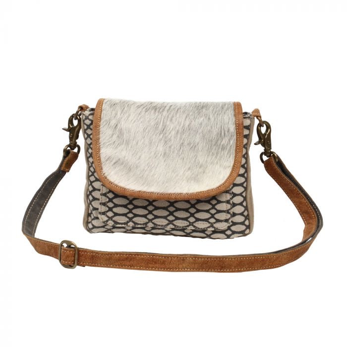Erin - Honey Bee Hide Myra Crossbody Bag