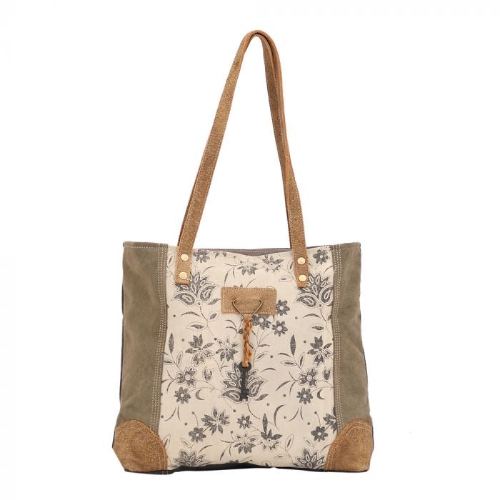 Evie - Unique Key Myra Tote Bag