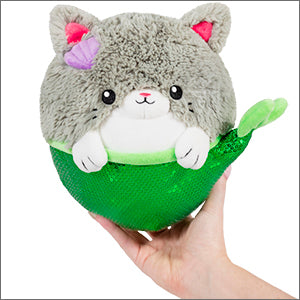 Mini Squishable - Mermaid Kitty