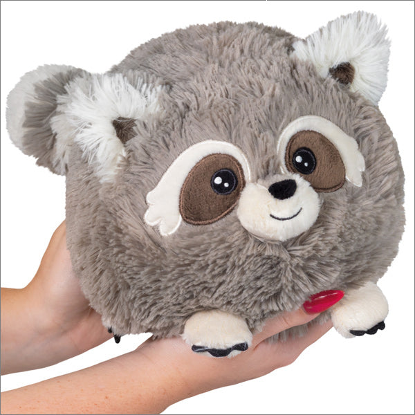 Mini Squishable - Baby Racoon