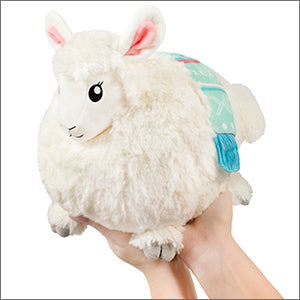 Mini Squishable - Little Llama