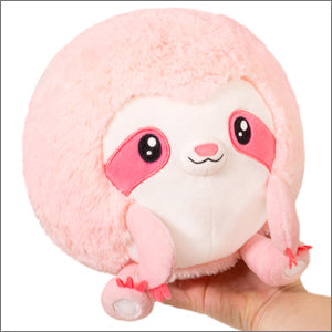 Mini Squishable - Pink Sloth