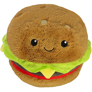 Mini Squishable - Hamburger