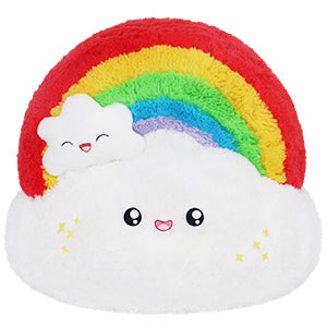 Mini Squishable - Rainbow