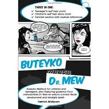 Buteyko Meets Dr Mew by Patrick McKeown