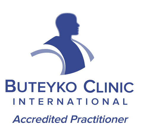 Buteyko Breathing Re-education & Bodywork Therapy Session