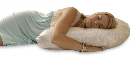 Side Snuggler Overslip Pillow Cover