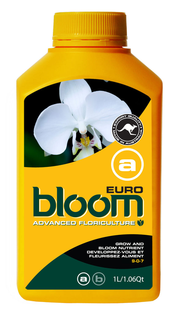Bloom Euro A - BloomYellowBottles