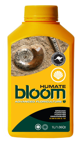 Bloom Humate - BloomYellowBottles