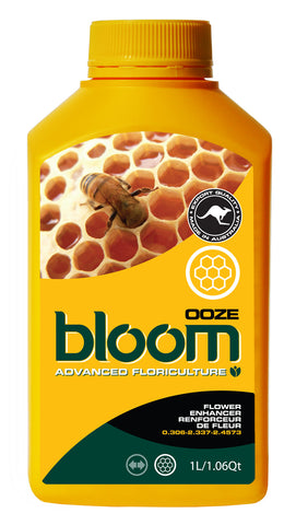 Bloom Ooze - BloomYellowBottles