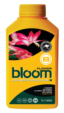 Bloom Flower B - BloomYellowBottles