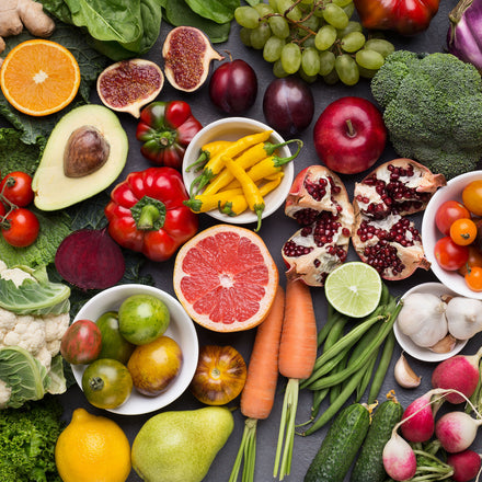 10 BENEFITS OF A VEGETARIAN DIET