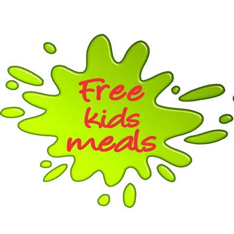 Free Kids Meal Plan - Ask Us Now!