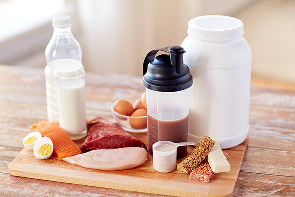 The Scoop on Protein Supplements