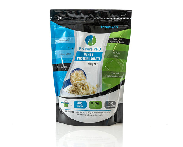 BN Pure Pro Whey Protein Powder - Non-Flavoured