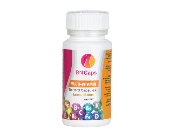 BN Multi-Vitamin Capsules - Single, 3, 6 or 12 packs