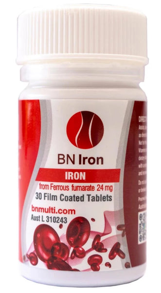 BN Iron Supplements