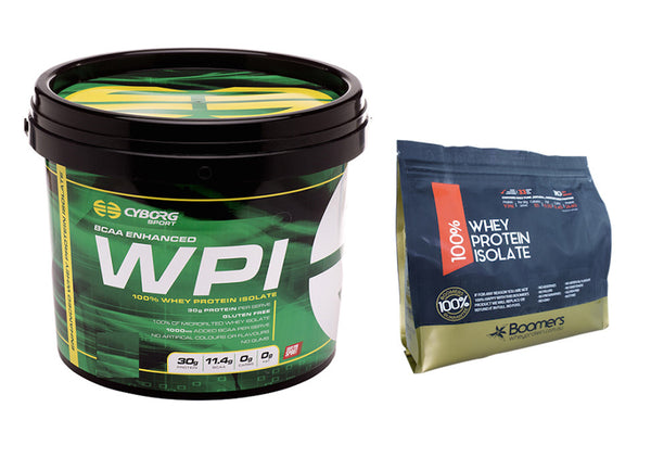 Cyborg & Boomers Whey Protein 2 Pack