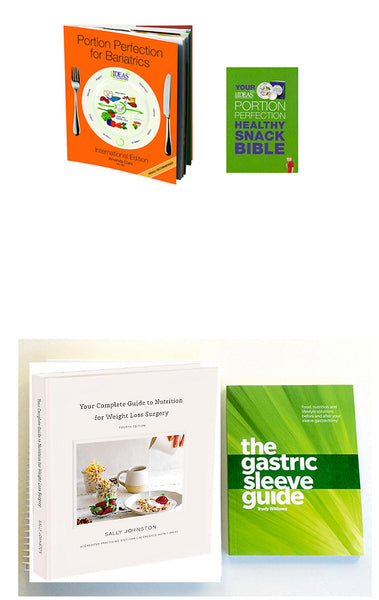 Gastric Sleeve 4 Book Pack 3