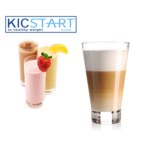 KicStart VLCD Meal Replacement Shakes
