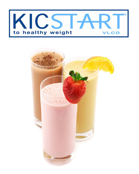 KicStart VLCD Shake & Soup Sample Pack