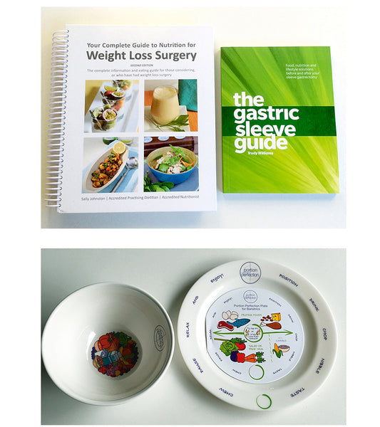 Sleevers Plate & Bowl 2 Book Pack