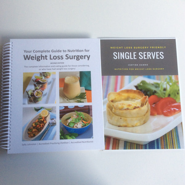 Complete Guide to Nutrition for Weight Loss Surgery & Recipe Book