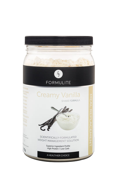 Formulite Meal replacement Shakes - 770g Tubs