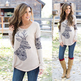 DEER LONG SLEEVED SHIRT