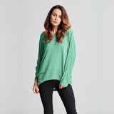 FALL LONG SLEEVE BLOUSE