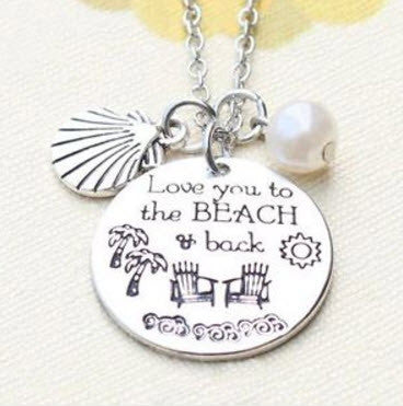 BEACH LOVE NECKLACE