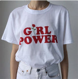GIRL POWER INSPIRATIONAL FEMINIST HIPSTER SHIRT