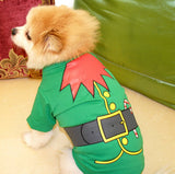 CHRISTMAS DOG HOLIDAY SHIRT
