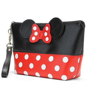 MICKEY MOUSE CLUTCH PURSE BAG